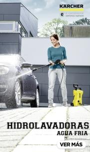 Hidrolavadoras Agua Fria Profesionales Karcher - PROKAR