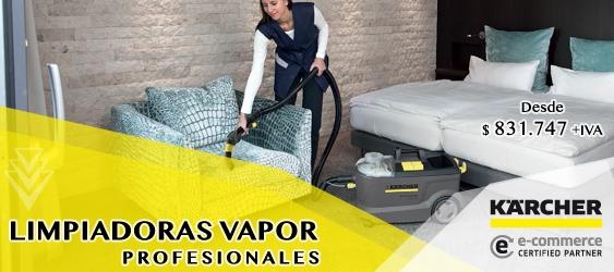 Limpiadoras de Vapor Karcher en Chile PROKAR