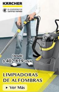Limpiadoras de Alfombras Profesionales Karcher - PROKAR