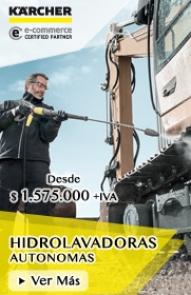 Hidrolavadoras Autonomas Profesional Karcher - PROKAR