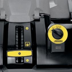 Barredora Manual KM 70/30 C  Bp Pack Adv