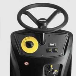Barredora KM 100/100 R Lpg