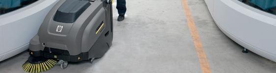 Barredoras Hombre Caminando PROKAR