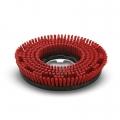 Cepillo circular, medio, rojo, 430 mm BDS 43/150