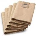 Bolsas de filtro de papel, 10 x , NT 38/1